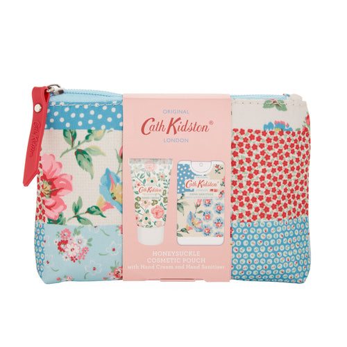 Cath Kidston Cottage Patchwork cosmetic pouch - Daisy Park