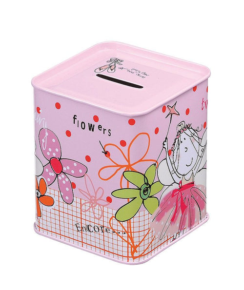 Florabundle money box - Daisy Park