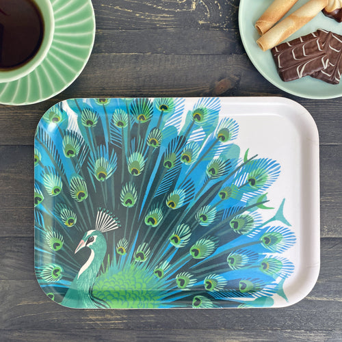 Asta Barrington Peacock light tray