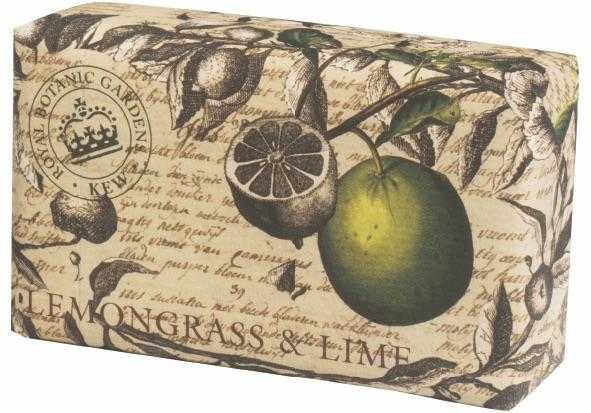 Kew Gardens Soap Lemongrass & Lime 240g