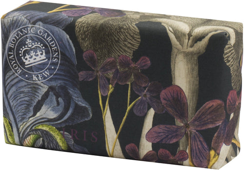 The English Soap company Kew Gardens Iris soap