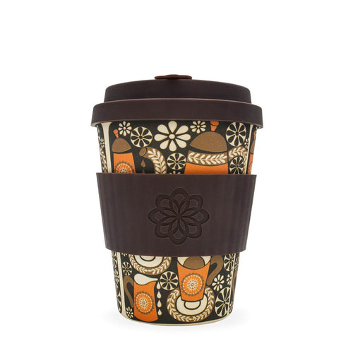 Morning Coffee 12oz Ecoffee cup