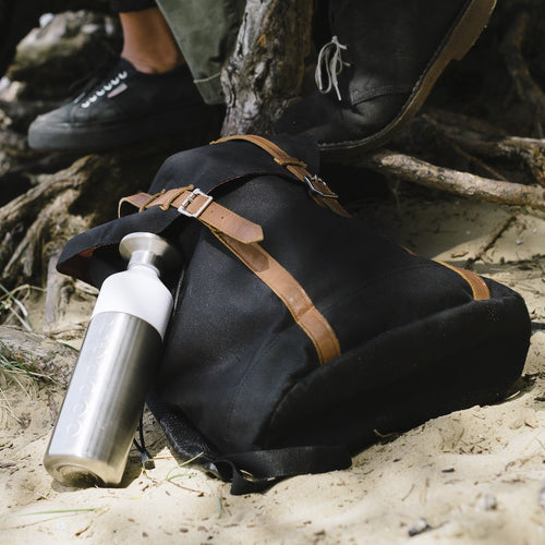 Dopper Solid steel mini or large water bottle - Daisy Park