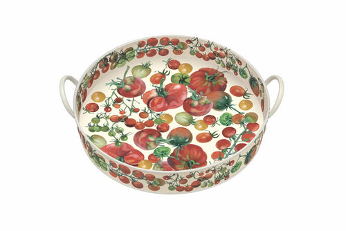 Emma Bridgewater Vegetable garden large tray - Daisy Park