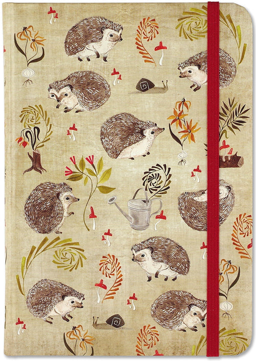 Hedgehogs Journal - Daisy Park