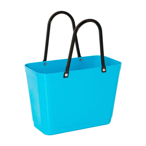 Hinza bag small standard plastic - Turquoise - Daisy Park