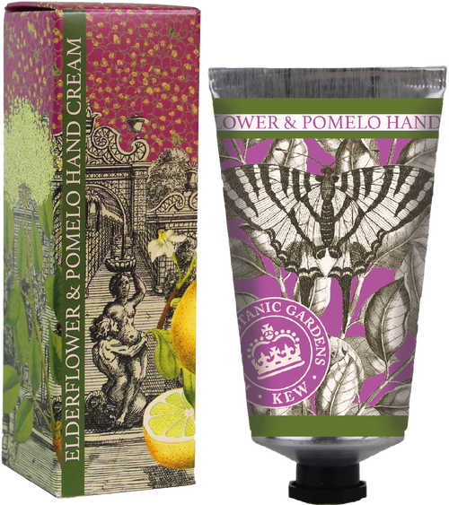 Kew Gardens Elderflower and Pomelo hand cream - Daisy Park