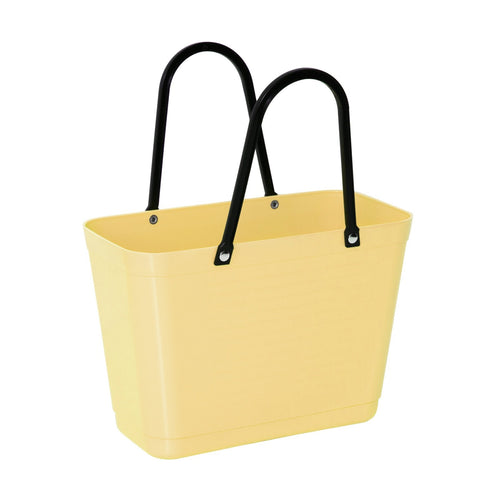 Hinza bag small green plastic - Lemon - Daisy Park