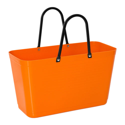 Hinza bag large standard plastic - orange - Daisy Park