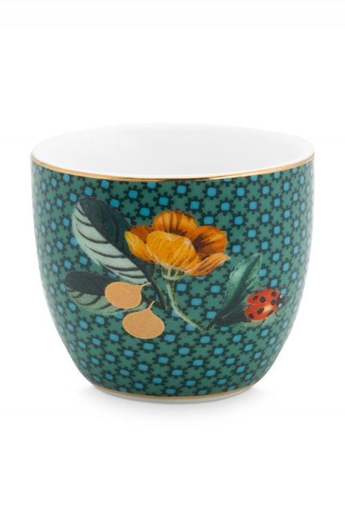 Pip Studio Winter Wonderland ladybug green egg cup - Daisy Park