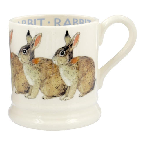 Emma Bridgewater Rabbit 1/2pt mug