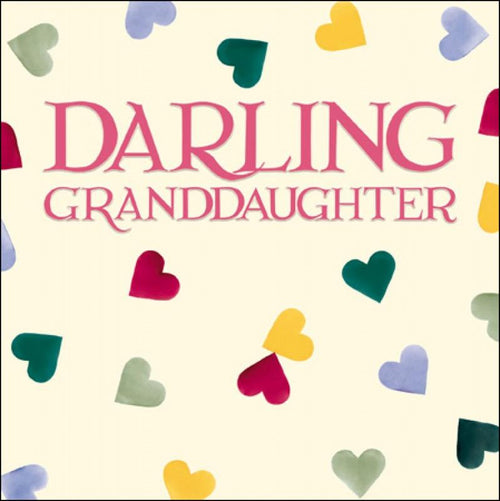 Emma Bridgewater Darling Granddaughter - Daisy Park