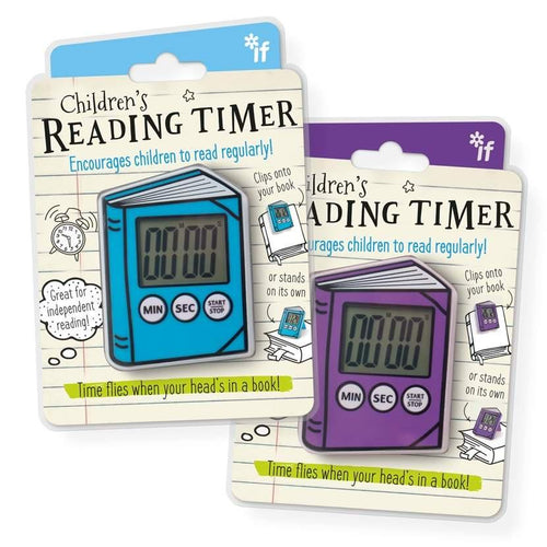 Children's Reading timer - Daisy Park