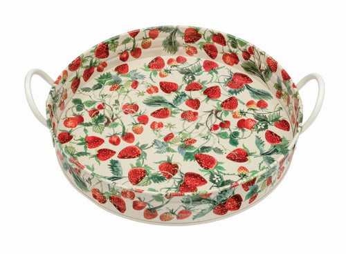 Emma Bridgewater Strawberries large tray - Daisy Park