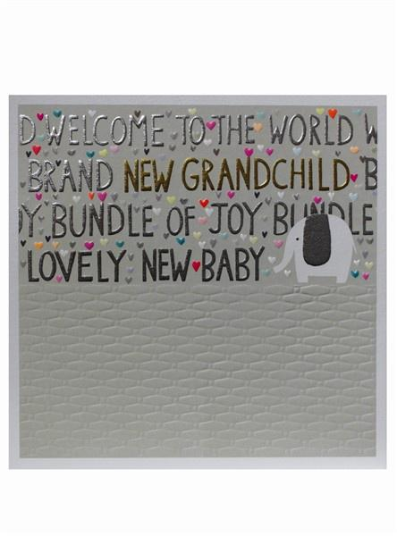 Grandchild card - Daisy Park