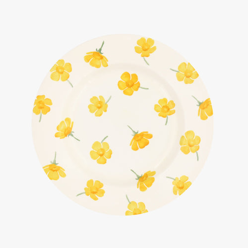 "Emma Bridgewater Scattered Buttercup 8.5"" plate - Daisy Park"