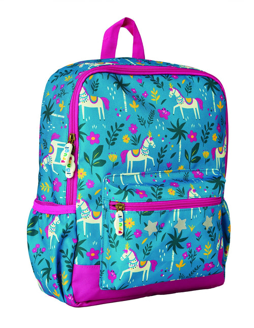 Frugi Horse Adventures Backpack - Daisy Park