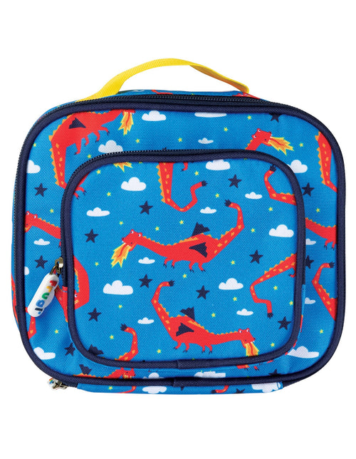 Frugi Dragon Dreams pack a snack lunch bag - Daisy Park