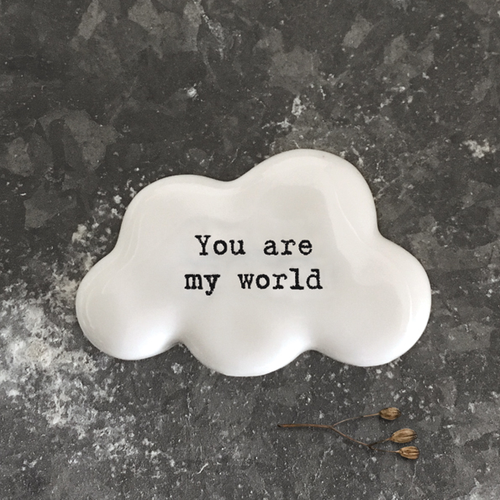 Cloud Token - You Are My World - Daisy Park