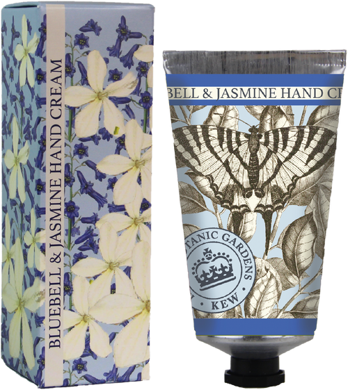 Kew Gardens Bluebell and Jasmine hand cream - Daisy Park