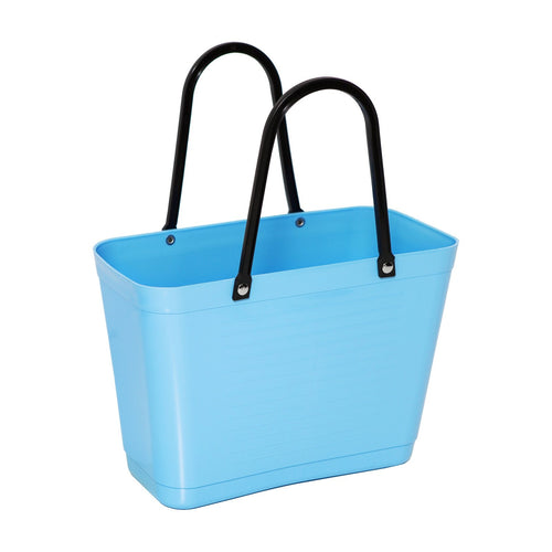 Hinza bag small green plastic - Light blue - Daisy Park