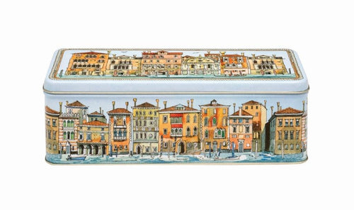 Emma Bridgewater Architecture cracker tin - Daisy Park