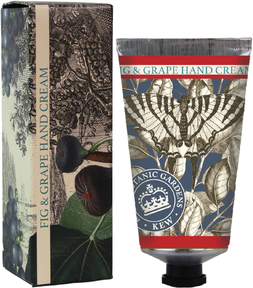 Kew Gardens Fig & Grape hand cream - Daisy Park