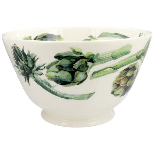 Emma Bridgewater Vegetable Garden Artichoke large old bowl - Daisy Park