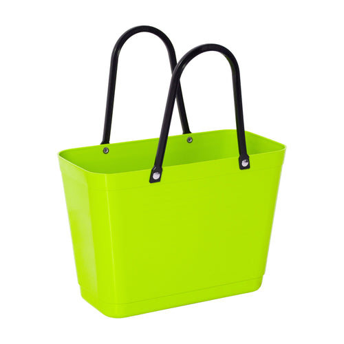 Hinza bag small standard plastic - Lime - Daisy Park