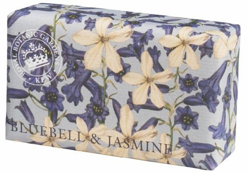 Kew Gardens Bluebell and Jasmine soap - Daisy Park
