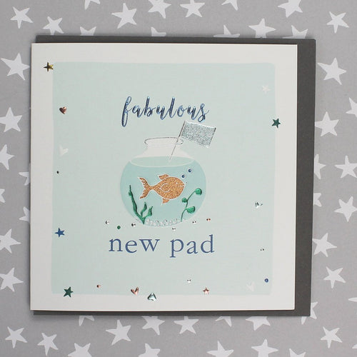 Fabulous New Pad card - Daisy Park