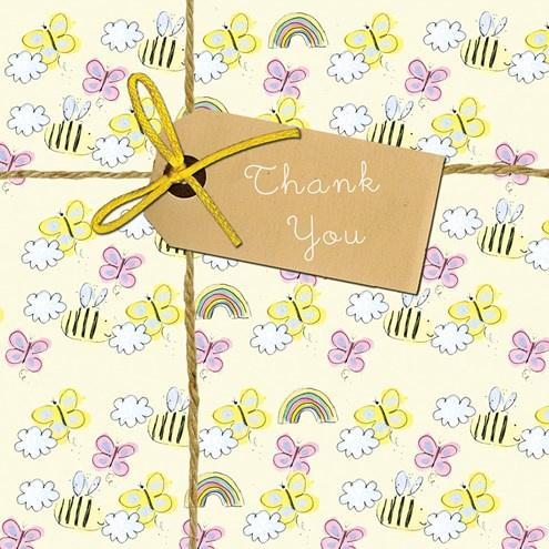 Thank you favourite things card - Daisy Park