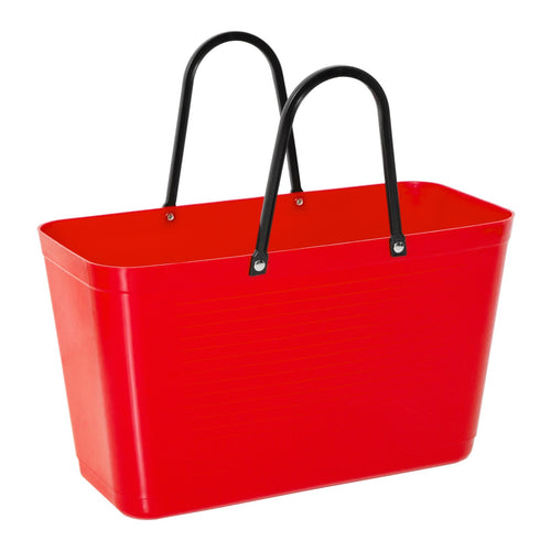 Hinza bag large standard plastic - Red - Daisy Park