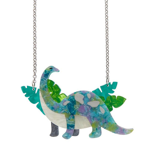 Erstwilder I'll be Brach Blue Green necklace - Daisy Park