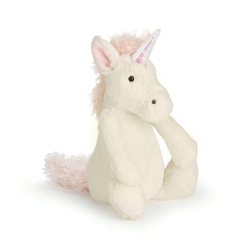 Jellycat Bashful Unicorn small - Daisy Park