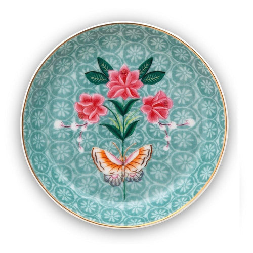 Pip Studio Blushing Birds Blue Tea Tip - Daisy Park