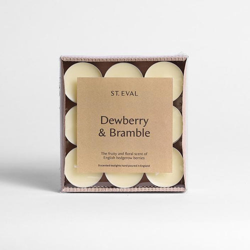 Dewberry & Bramble tealights - Daisy Park
