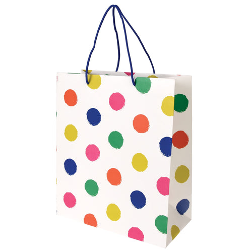 Large party spots gift bag - Daisy Park