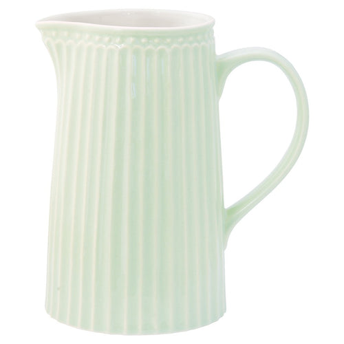Greengate Alice pale green 1L jug