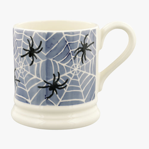 Emma Bridgewater Midnight Spiders 1/2pt mug - Daisy Park