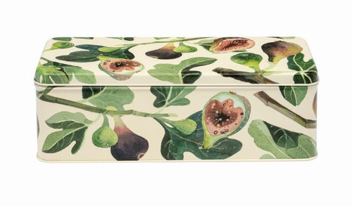 Emma Bridgewater fig cracker rectangular tin - Daisy Park