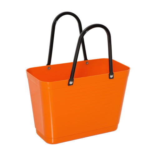 Hinza bag small standard plastic - Orange - Daisy Park