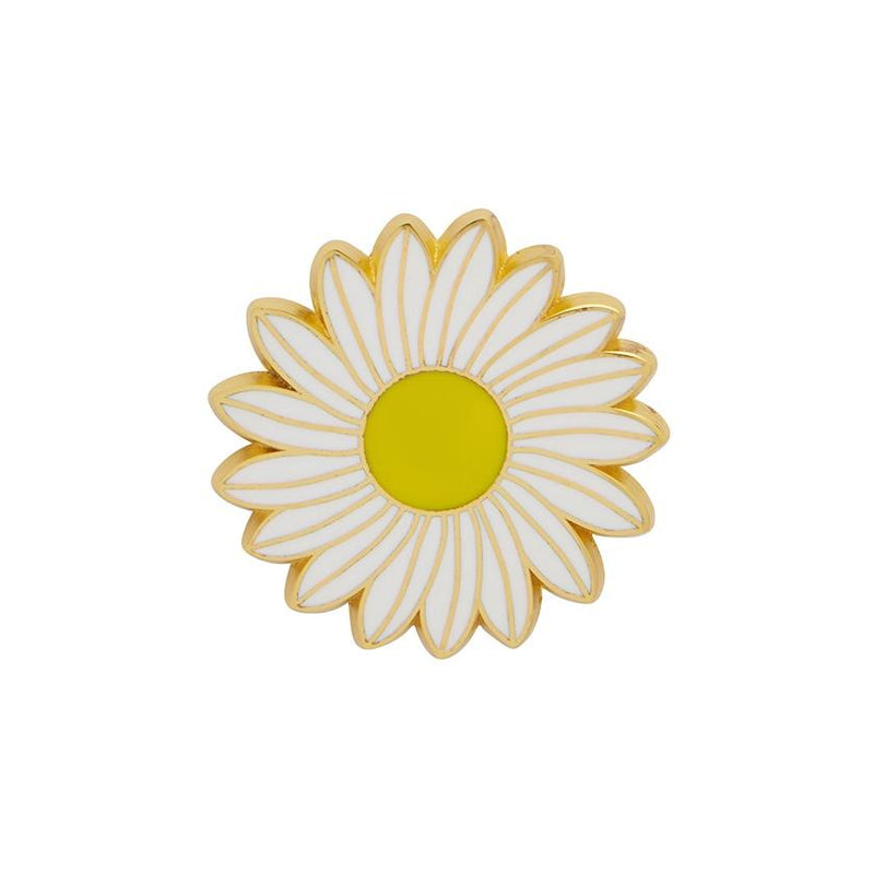 Erstwilder She Loves Me Enamel Pin - Daisy Park