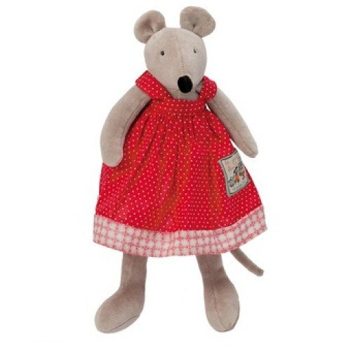 Moulin Roty Little Nini the mouse 30cm - Daisy Park