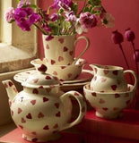 Emma Bridgewater pink heart cereal bowl