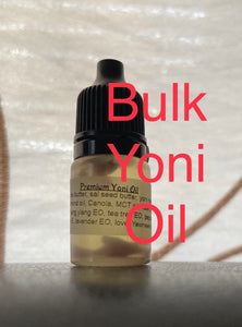 Bulk order of yoni steam. Bulk yoni oil samples size only. Yoni Steam Organic Vaginal Steam Herbs for feminine health.