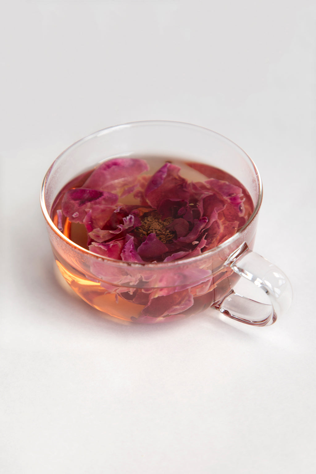 The Qi Floral Tea: Shangri-la Rose