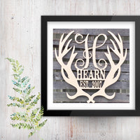 Antler Established Monogram