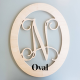 Clearance Wooden Doorhangers