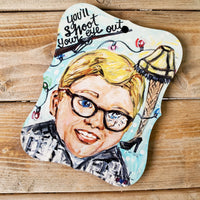 Artist Collection- Jennie Roles Walter- Ornament- Ralphie